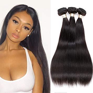 Hairocracy Medium Straight Human Straight Hair Extension Weave - Virgin Remy-Hair Extensions-Hairocracy