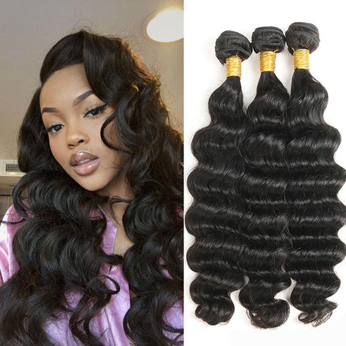 Mongolian Loose Wave
