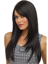 Load image into Gallery viewer, Hairocracy Straight Front Lace Wig- Virgin Remy Human Hair- 130% Density-human hair wigs-beautyforever.com-unice-bellami hair-Hairocracy