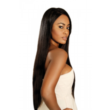 Load image into Gallery viewer, Hairocracy Straight Front Lace Wig- Virgin Remy Human Hair- 150% Density-human hair wigs-beautyforever.com-unice-bellami hair-Hairocracy