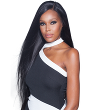 Load image into Gallery viewer, Hairocracy Straight Full Lace Wig- Virgin Remy Human Hair- 130% Density-human hair wigs-beautyforever.com-unice-bellami hair-Hairocracy
