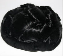 Load image into Gallery viewer, Hairocracy Human Hair Durable Hairpieces Lace Thin PU Replacement System For Men Toupees