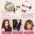 Thermostat Hair Curling Hair Straight -  Nano Titanium Ceramic Technology