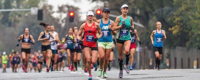 CIM Marathon Course Preview with Steph Bruce