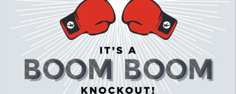 Boom Boom Bottoms: The Knockout Rounds