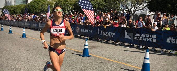 Post Olympic Marathon Trials Interview with Kara Goucher
