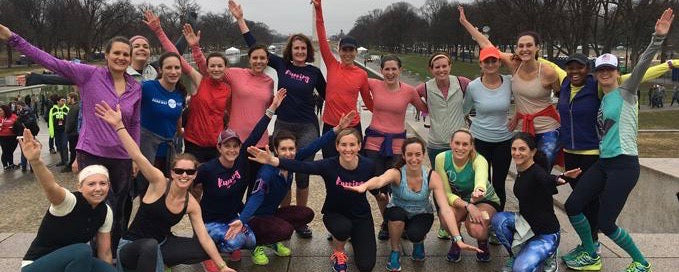Birds Fly to DC: Oiselle x Summit to Soul