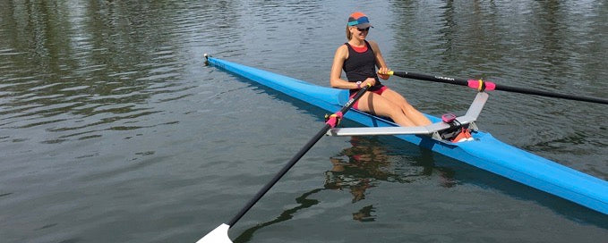 Fierce Flyer - Sydney Taylor on Elite Rowing
