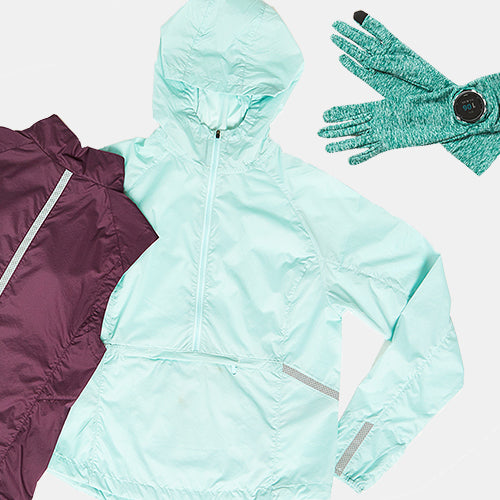 WHAT TO WEAR: RUN IN ANY WEATHER