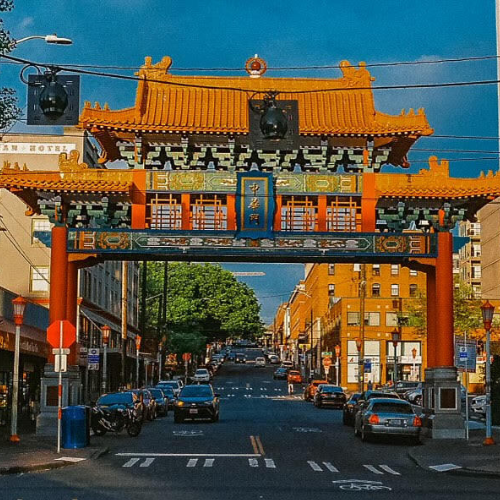 A BRIEF RUN-THROUGH: THE HISTORY OF SEATTLE'S INTERNATIONAL DISTRICT