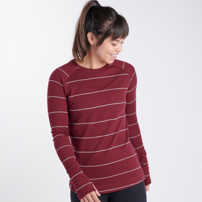 PRIMARY | CRIMSON/WHITE STRIPES