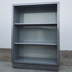 Allsteel Equipment Vintage Tanker Bookcase