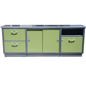"Allsteel Equipment 78"" Executive Credenza"