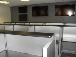 Stainless Steel Office Cubicles