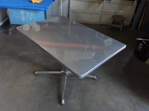 Vintage Steel Buffet Table