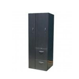 Vintage Steel Locker with File Cabinet