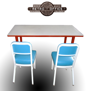 Allsteel Equipment Armless Side Chairs
