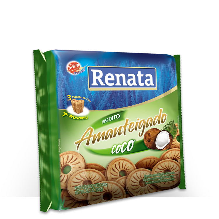 Renata Coconut Butter Biscuit