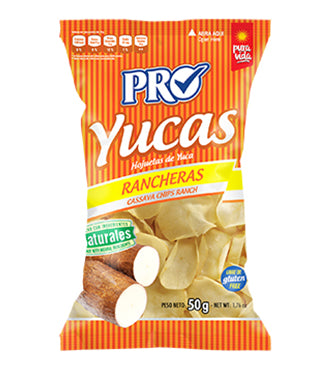 Cassava Chips Ranch