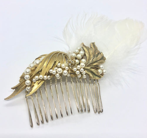 CHARLOTTE Hair Comb