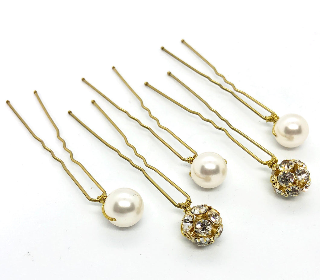 EMMA Hair Pins