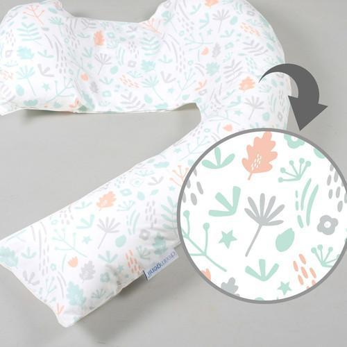 DreamGenii Support Pillow Green Nature