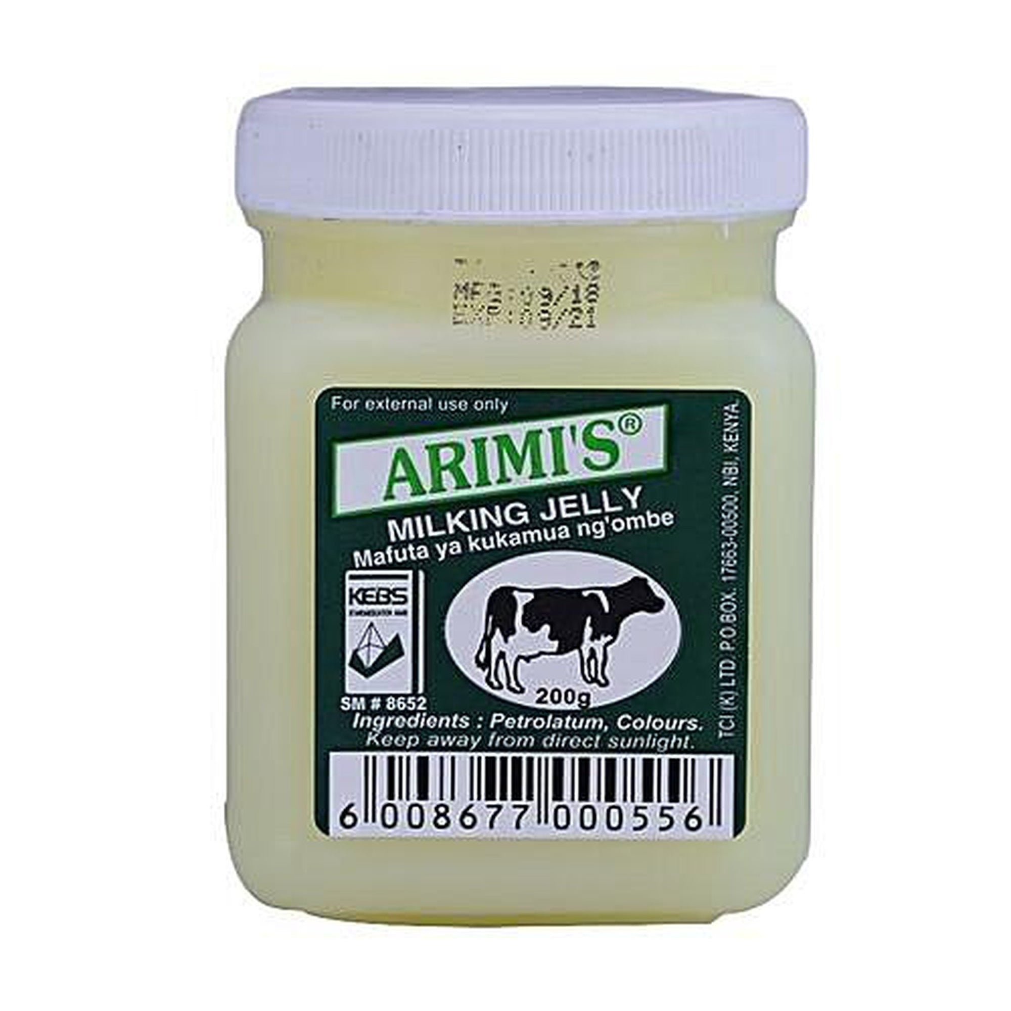 Arimis Milking Jelly 200G-Skin Care-Mother and Baby Shop Kenya's #1 Online Baby Shop