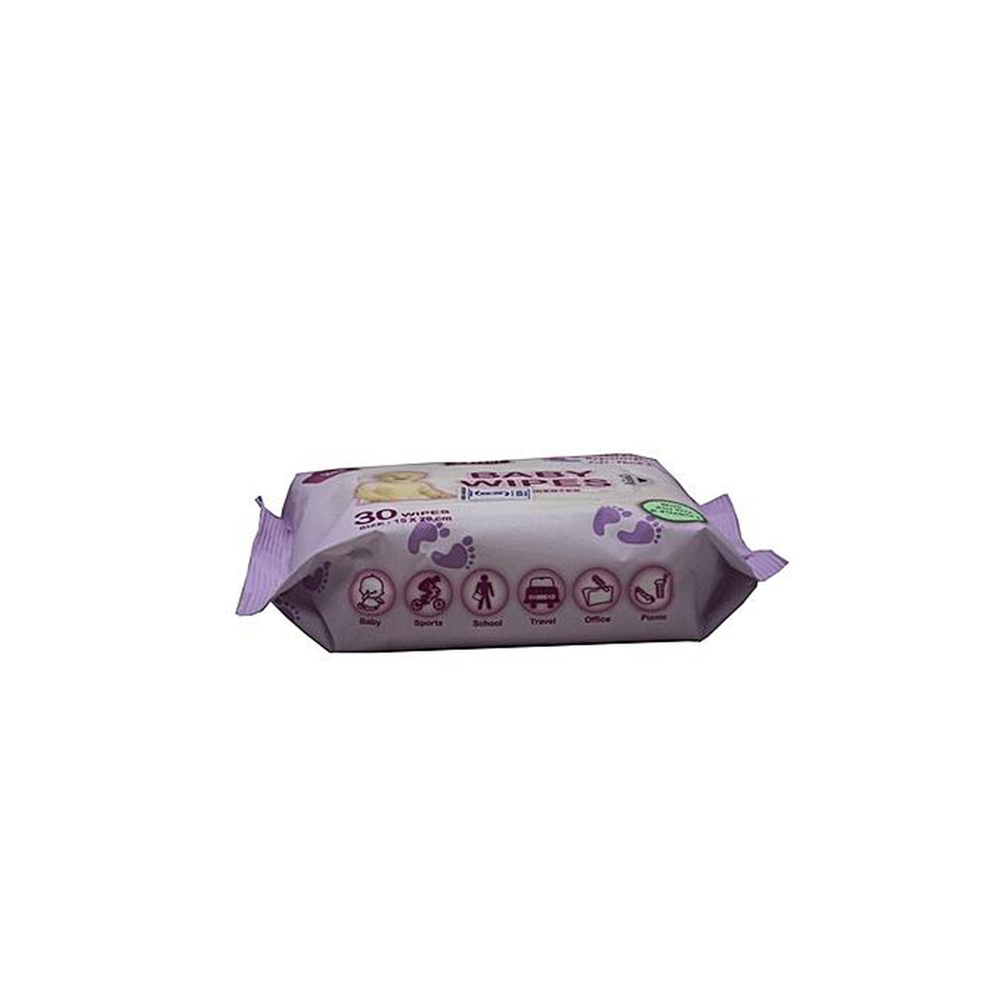 Aryuv baby wipes travel pack 30's-Wipes-Mother and Baby Shop Kenya's #1 Online Baby Shop