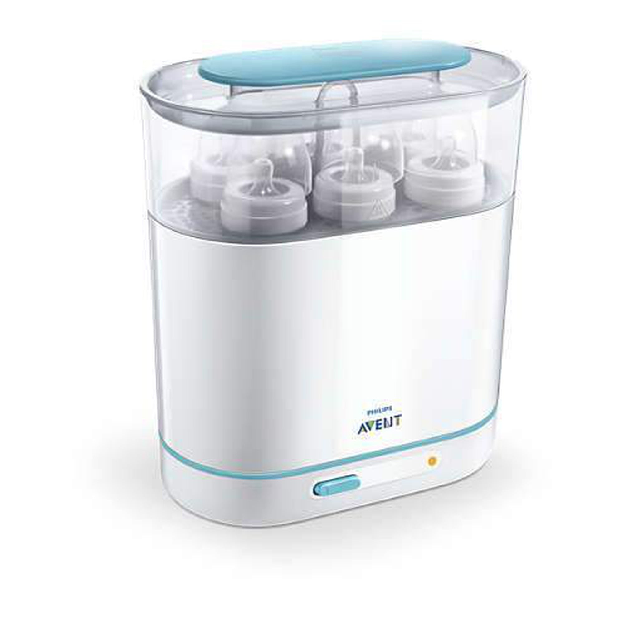 Avent 3 in 1 Electrical Steam Sterilizer With Bottle & Soother-Steriliser-Mother and Baby Shop Kenya's #1 Online Baby Shop