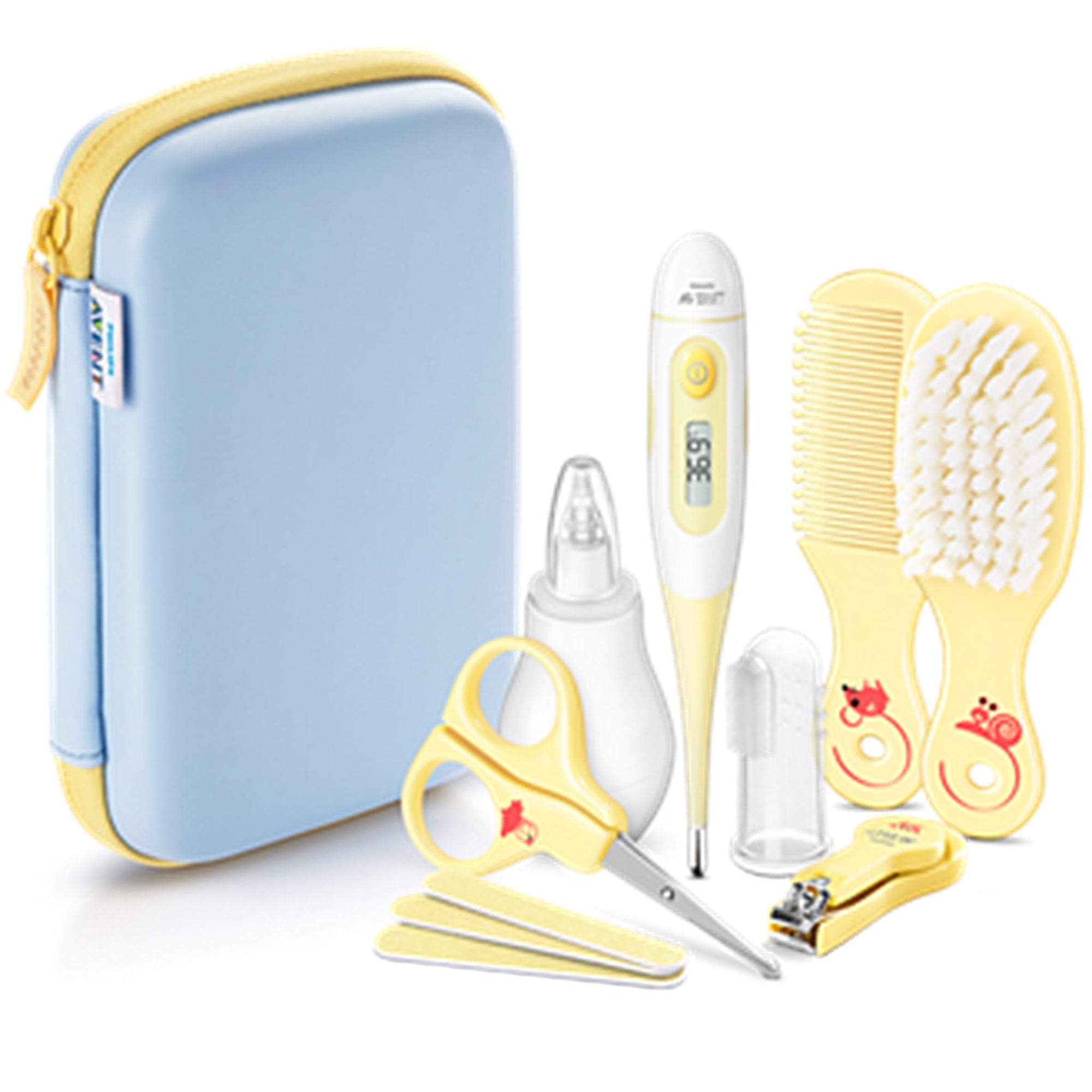 Avent Baby Care Set-Baby Grooming Kit-Mother and Baby Shop Kenya's #1 Online Baby Shop
