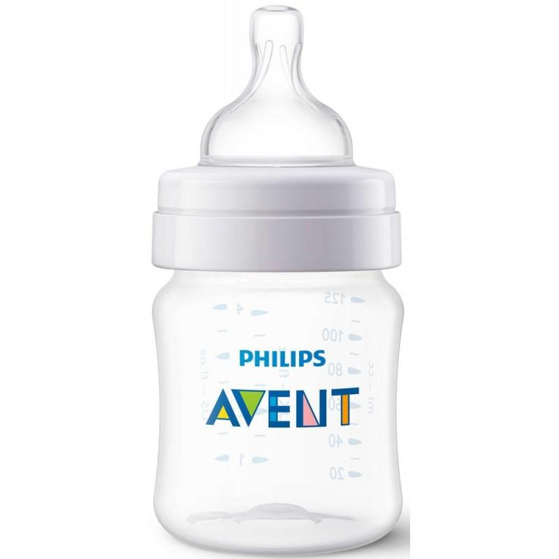 Avent Classic Feeding Bottle 125ml-Bottles-Mother and Baby Shop Kenya's #1 Online Baby Shop