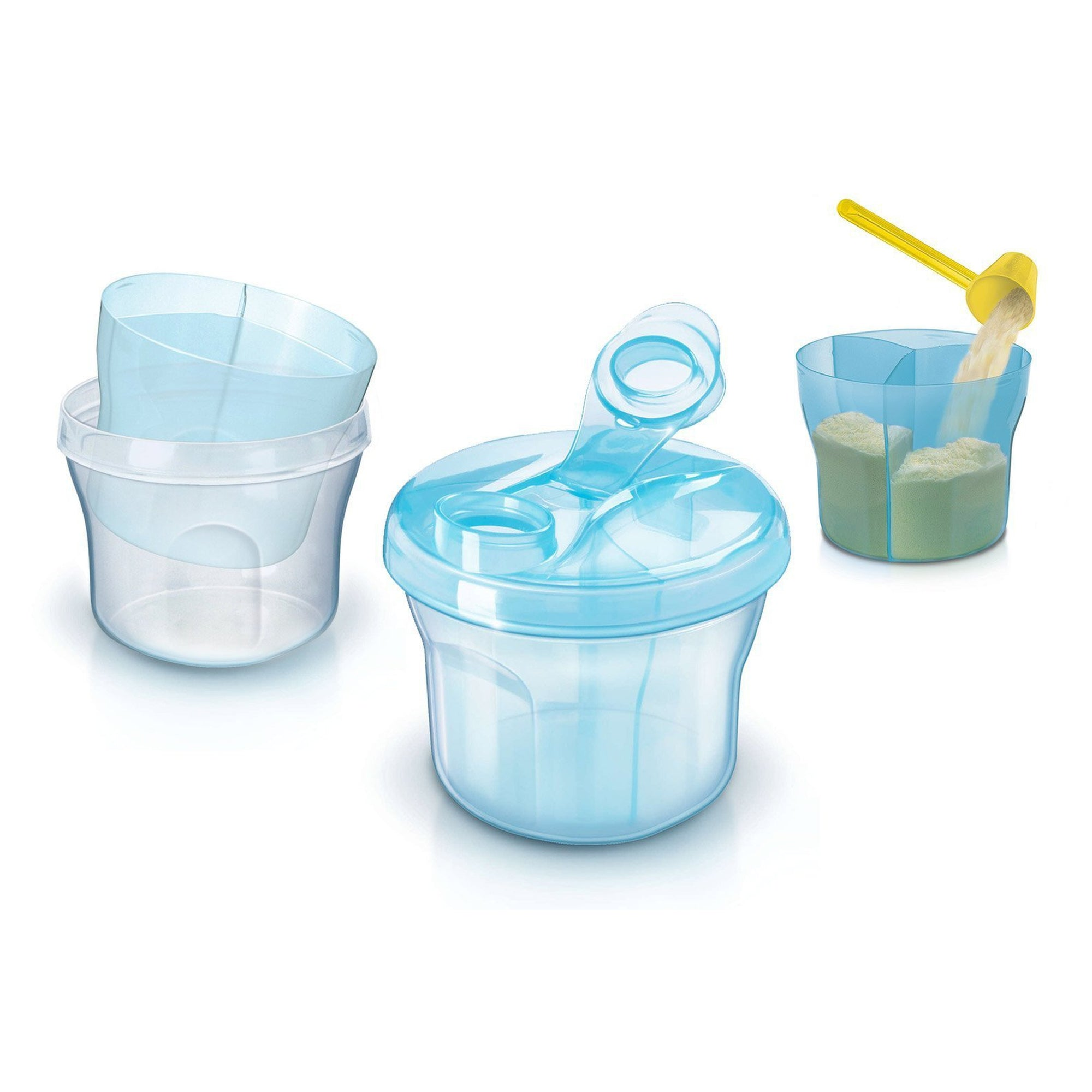 Avent Milk Powder Dispenser-Bottle Feeding Accessories-Mother and Baby Shop Kenya's #1 Online Baby Shop