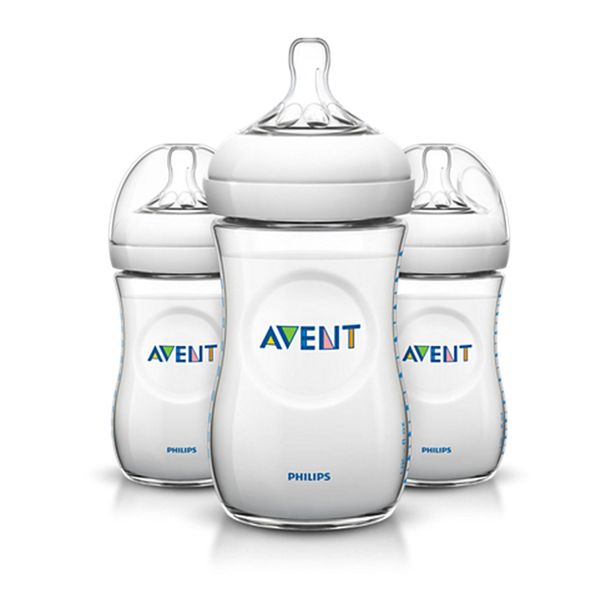 Avent Natural Feeding Bottle 260ml-Bottles-Mother and Baby Shop Kenya's #1 Online Baby Shop