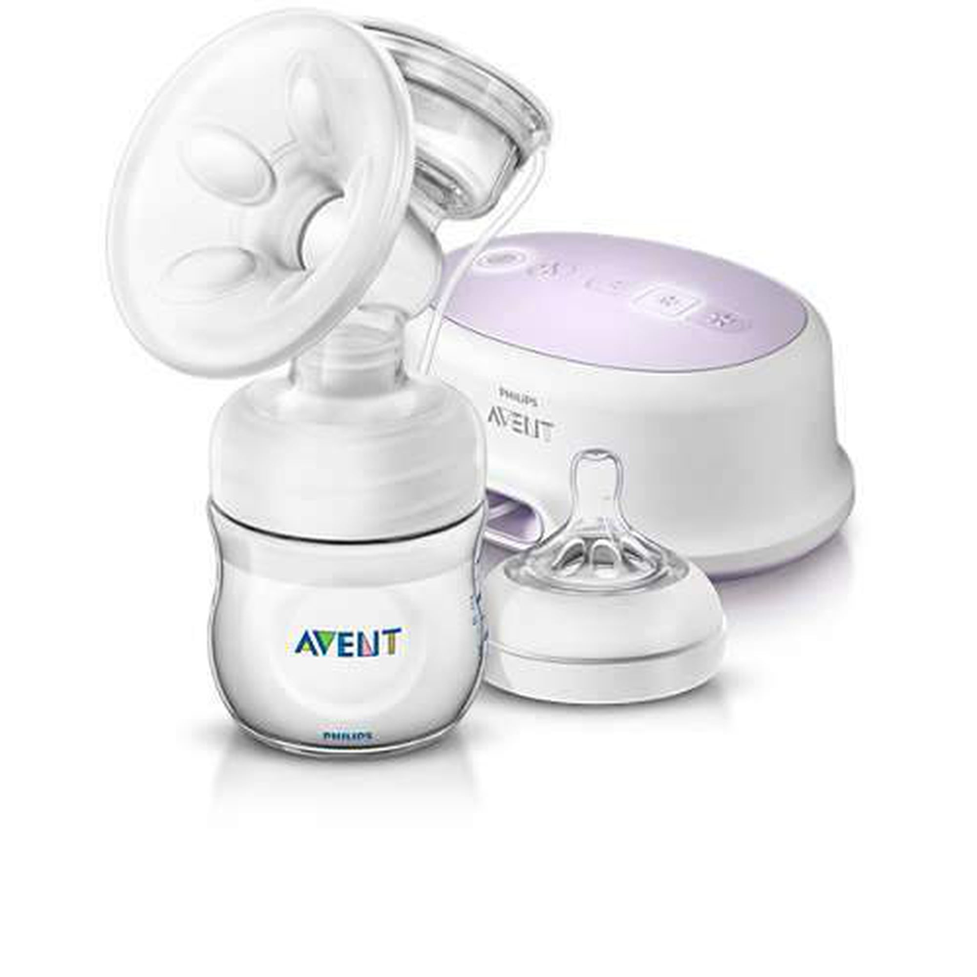 Avent Natural Single Electric Breast Pump-Breast Pumps-Mother and Baby Shop Kenya's #1 Online Baby Shop