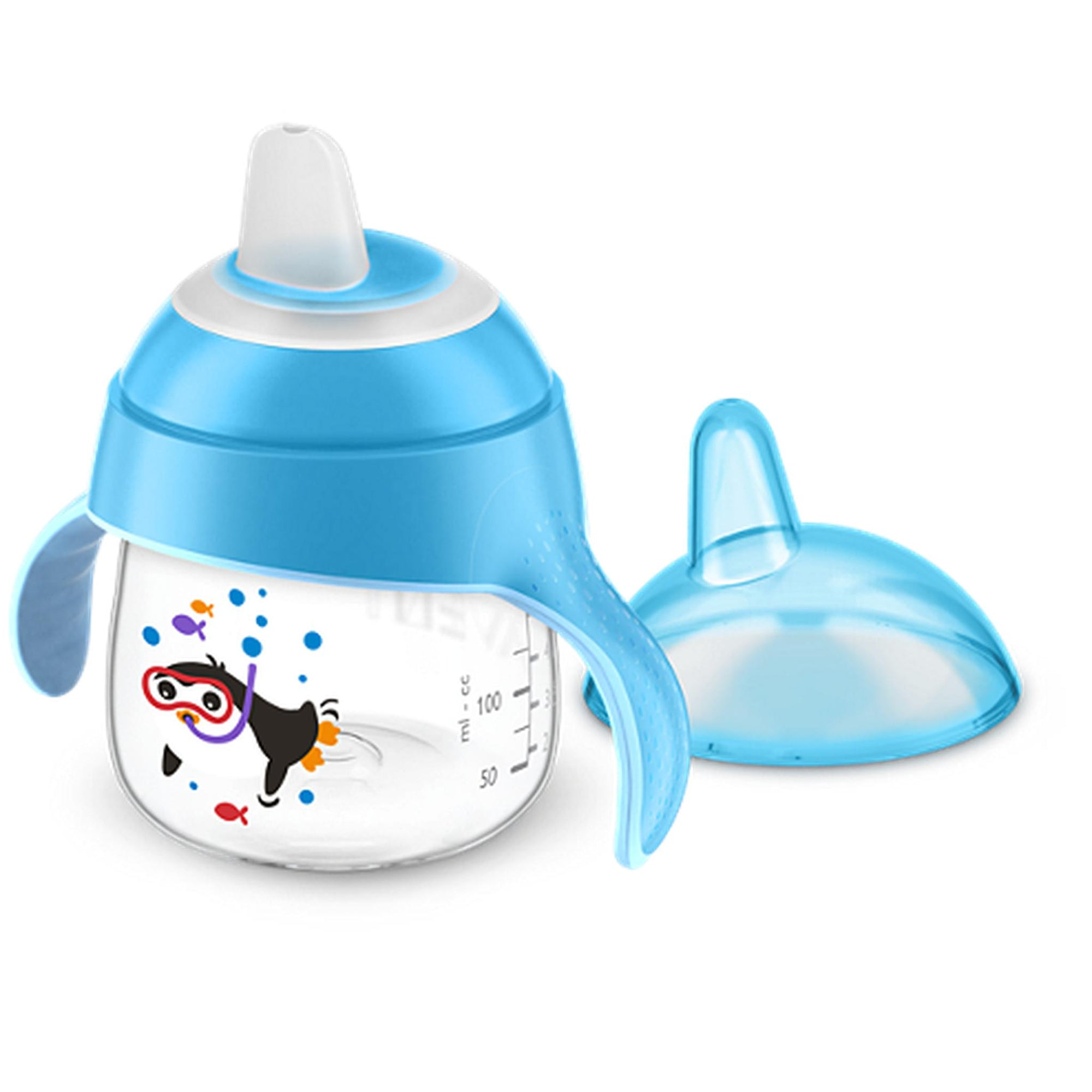 Avent Spout Cup Soft Grip-Cups-Mother and Baby Shop Kenya's #1 Online Baby Shop