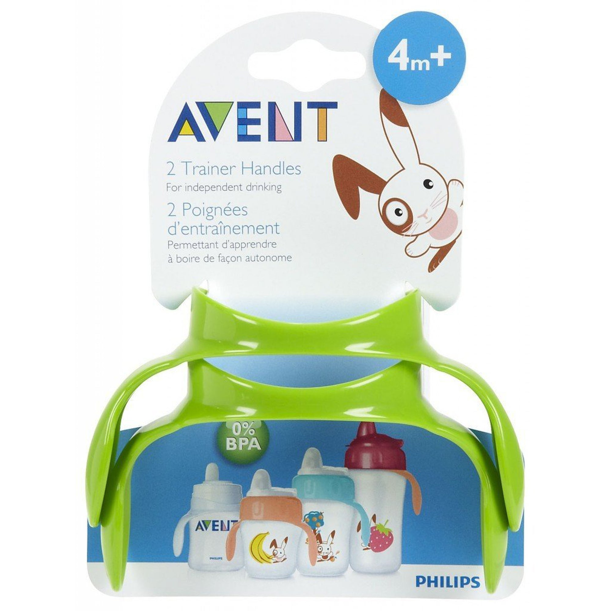 Avent Trainer Handle 4M-Cups-Mother and Baby Shop Kenya's #1 Online Baby Shop