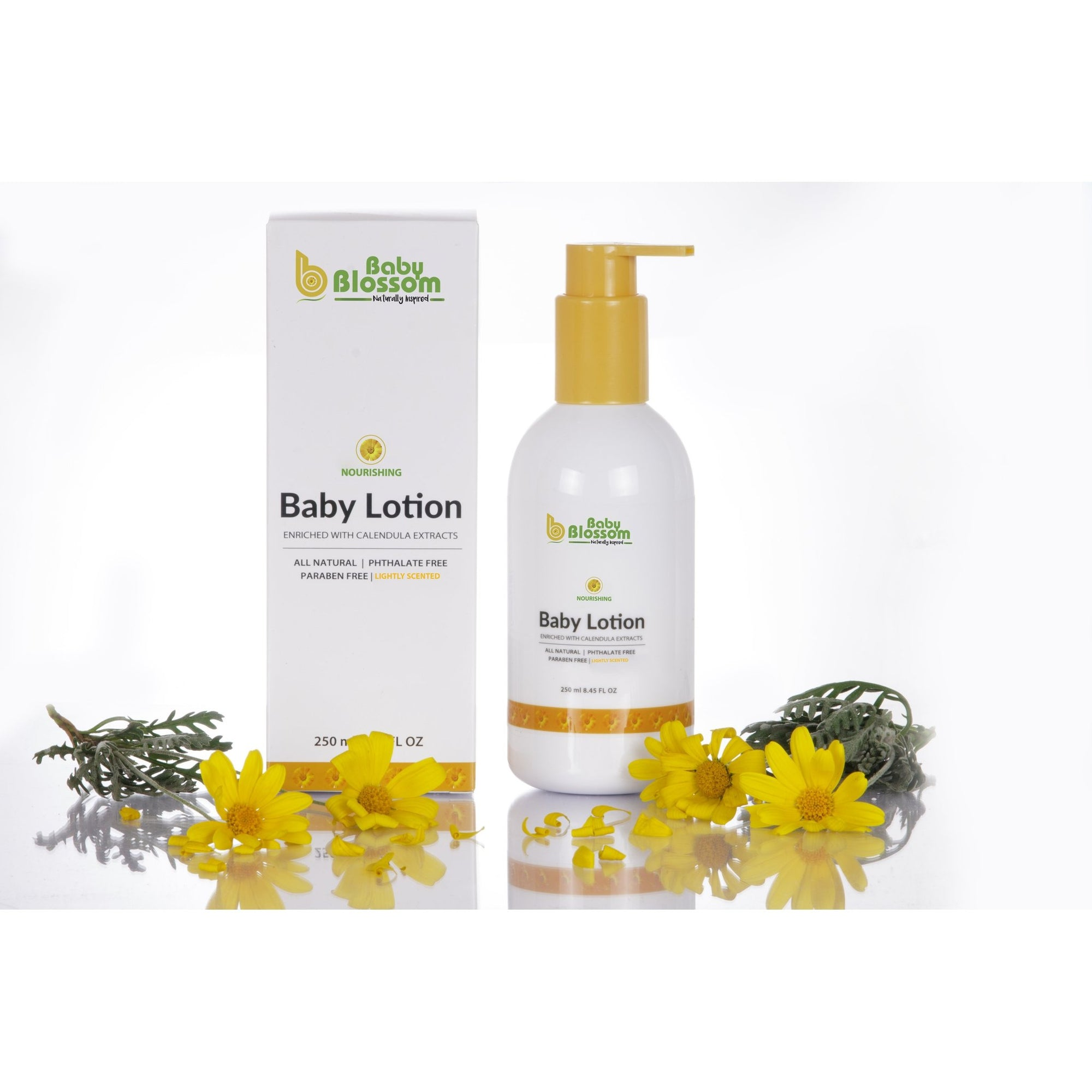 Baby Blossom Lotion-250 ml-Skin Care-Mother and Baby Shop Kenya's #1 Online Baby Shop