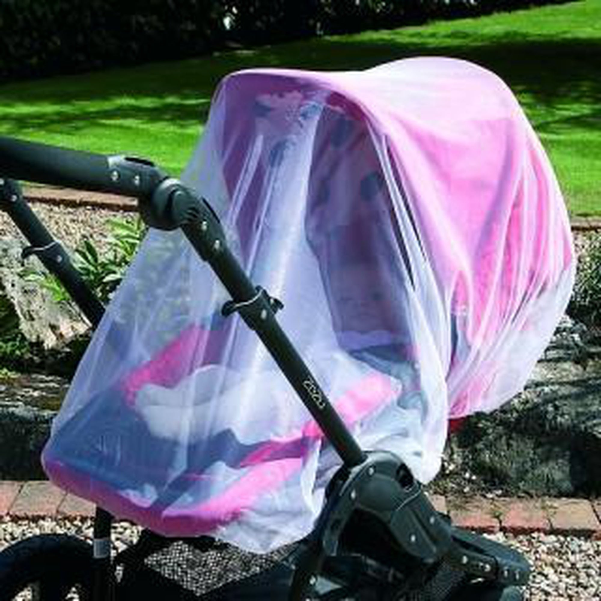 Clippasafe Universal Insect Net-WHITE-Mosquito Nets-Mother and Baby Shop Kenya's #1 Online Baby Shop