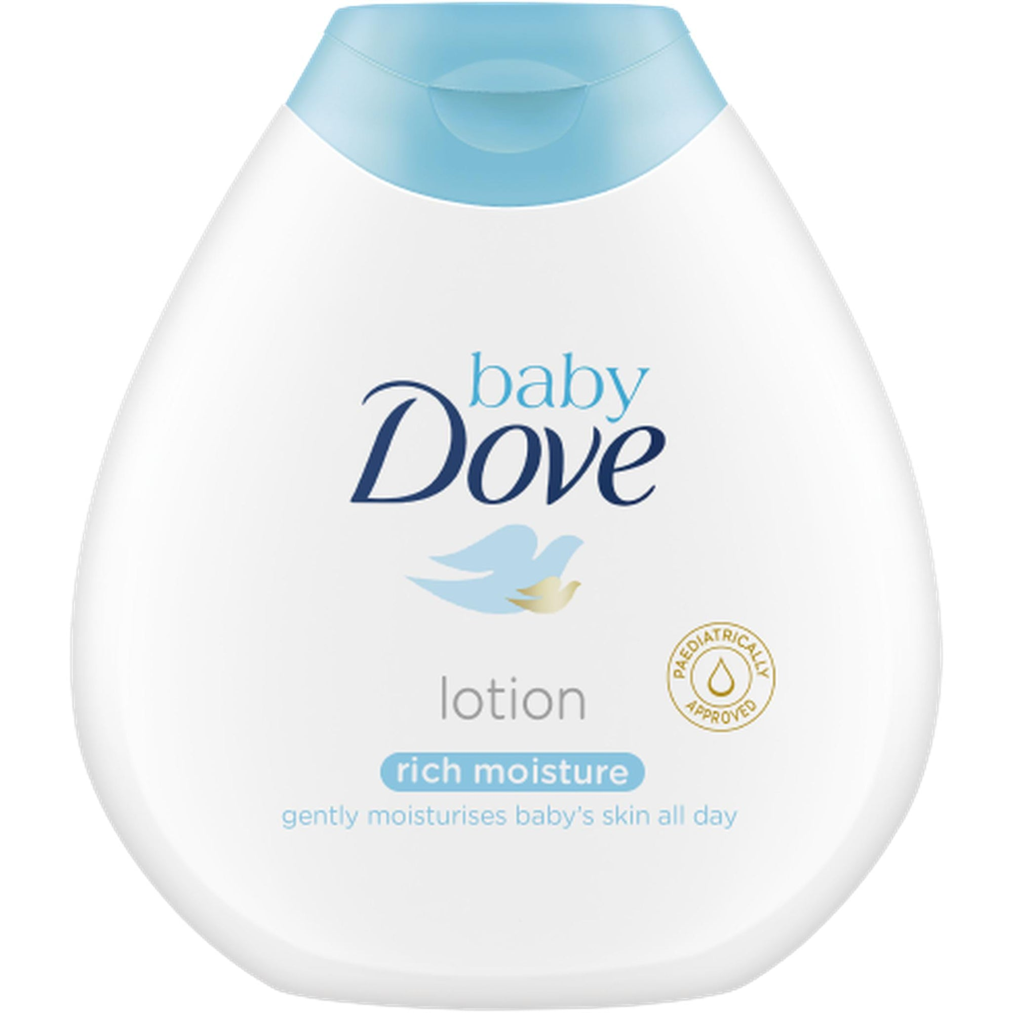 Dove Baby Lotion-Rich Moisture 200ml-Skin Care-Mother and Baby Shop Kenya's #1 Online Baby Shop