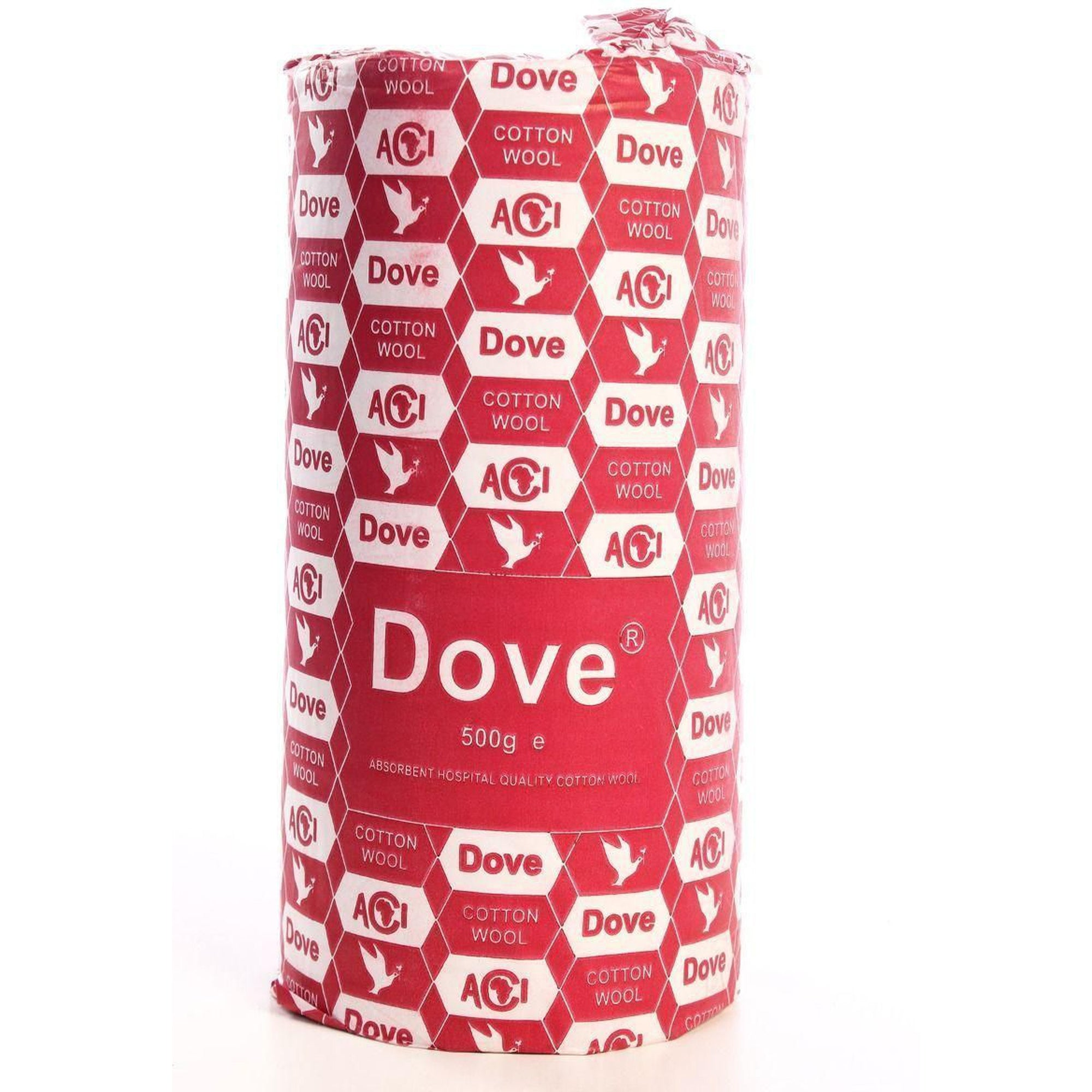 Dove Cotton Wool 500g-Cotton Wool-Mother and Baby Shop Kenya's #1 Online Baby Shop