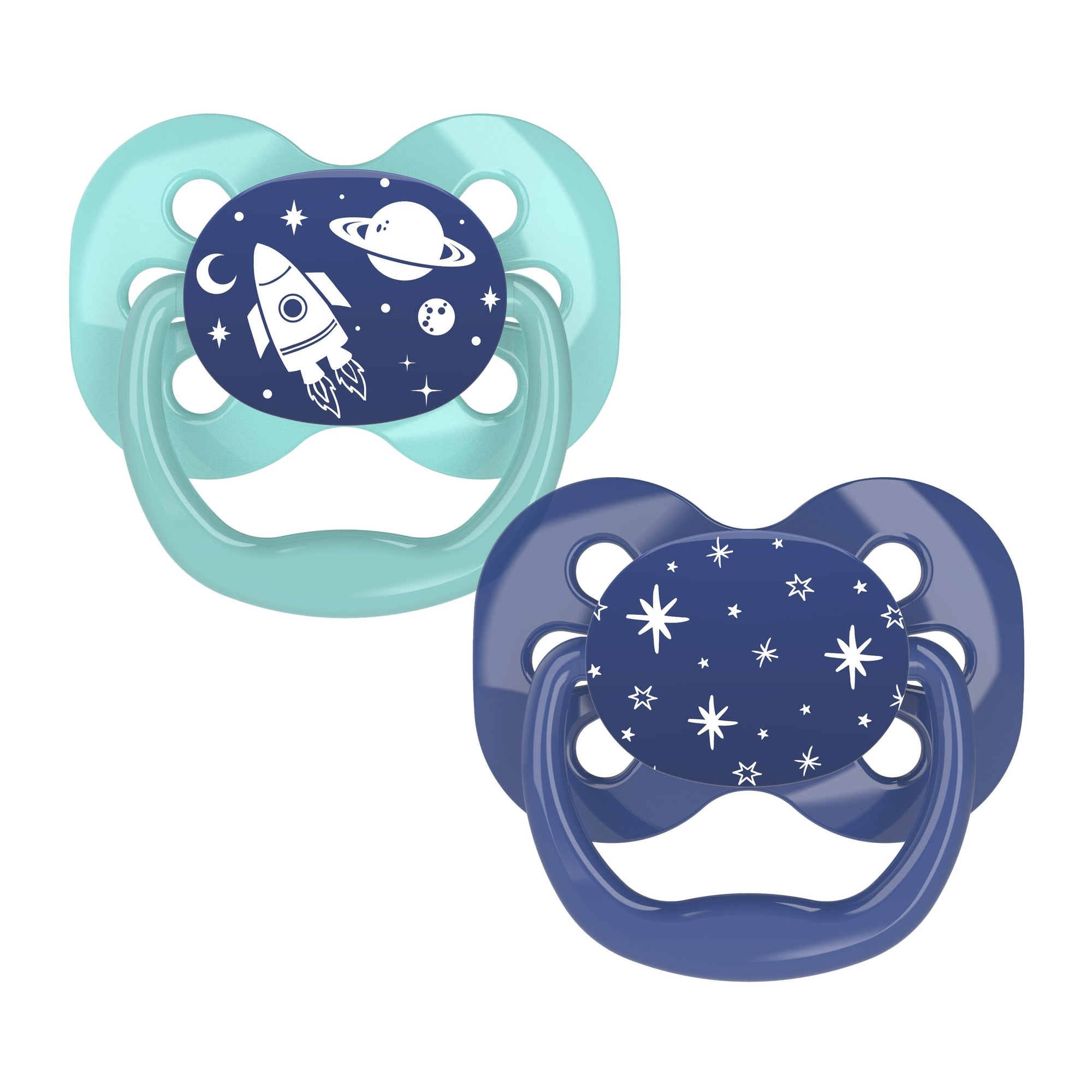 Dr. Brown's Advantage Pacifier - Stage 1 * 0-6M - 2-Pack-Pacifier-Mother and Baby Shop Kenya's #1 Online Baby Shop