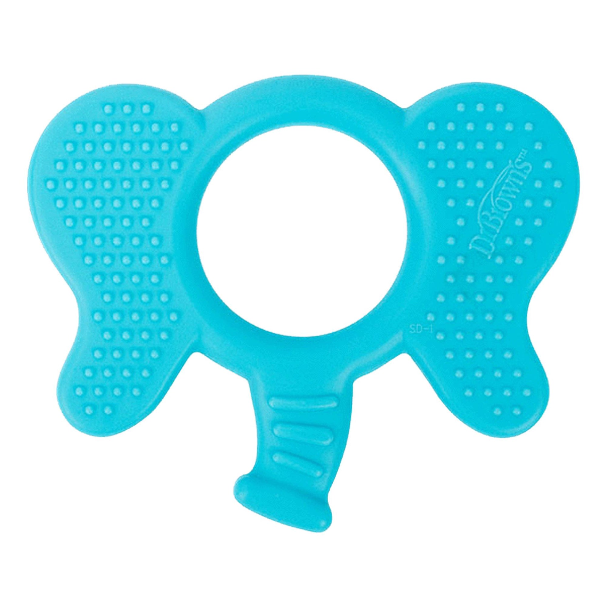 Dr. Brown's Flexees Friends Teether - Elephant-Teether-Mother and Baby Shop Kenya's #1 Online Baby Shop