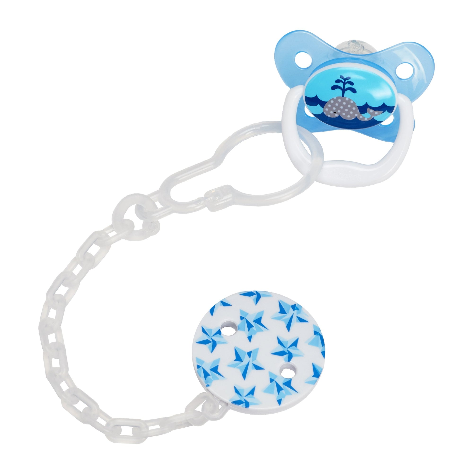 Dr. Brown's Pacifier/Tether Clip - Plastic-Pacifier-Mother and Baby Shop Kenya's #1 Online Baby Shop