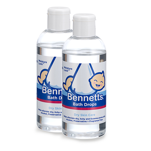 Bennetts Bath and Massage Drops