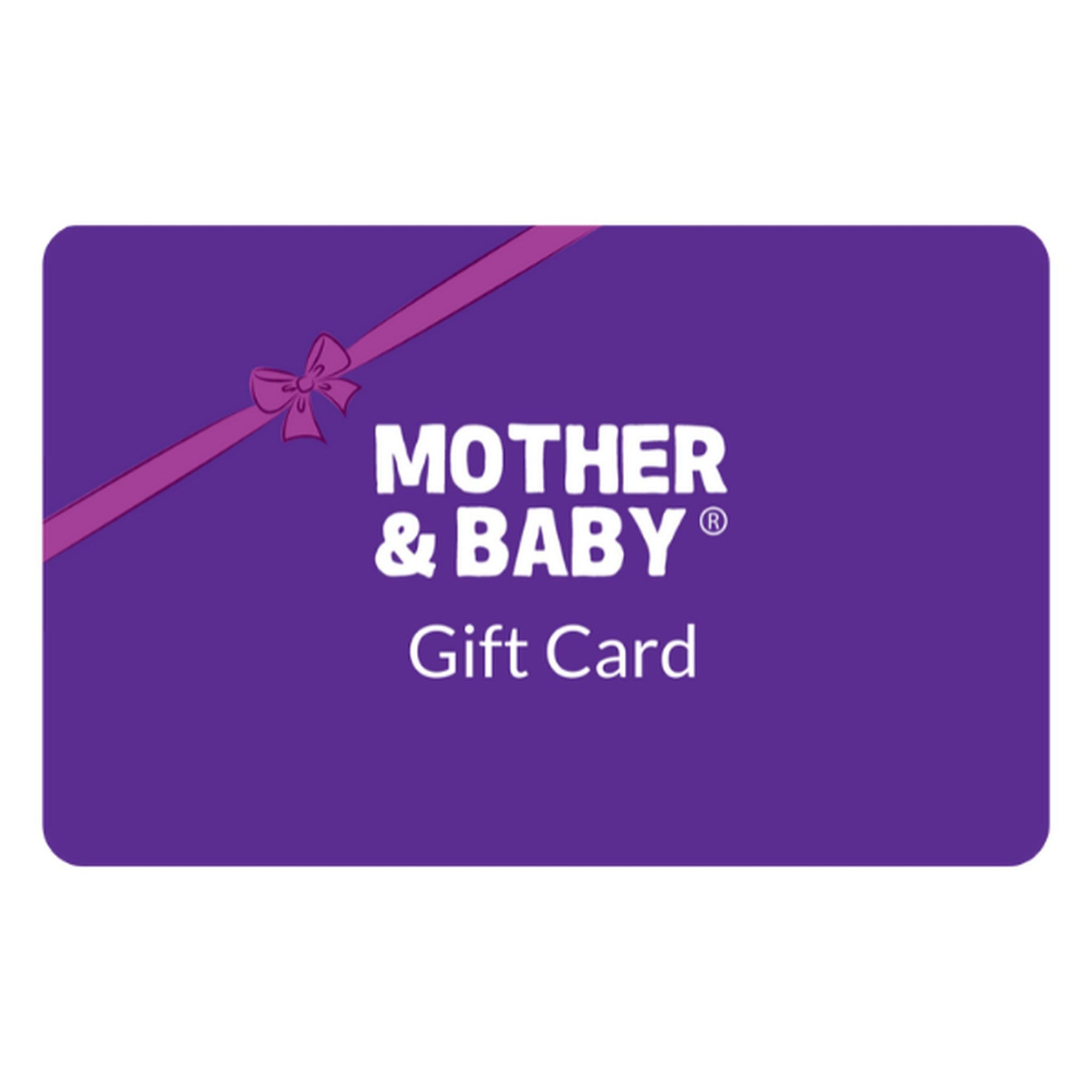 Gift Card-Gift Card-Mother and Baby Shop Kenya's #1 Online Baby Shop