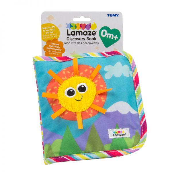 Lamaze Classic Discovery Book-Toys-Mother and Baby Shop Kenya's #1 Online Baby Shop