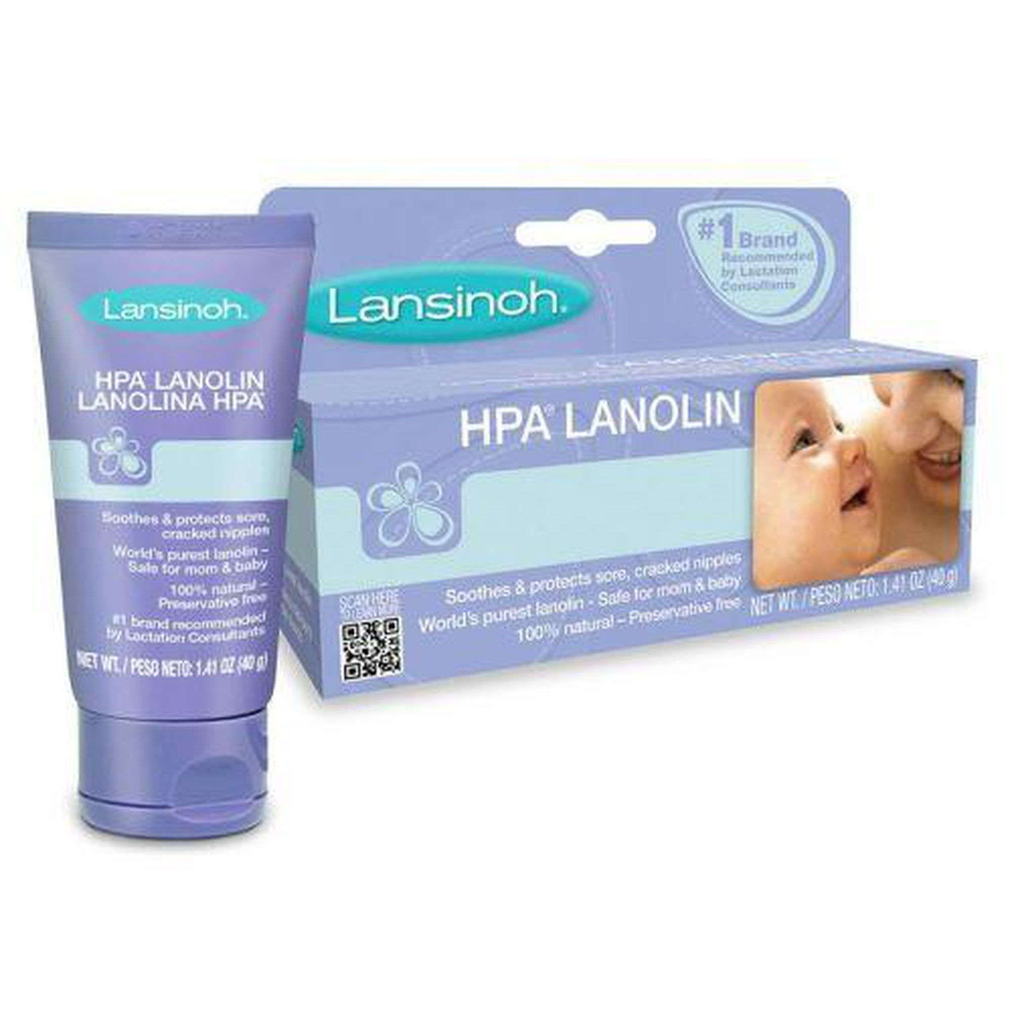Lansinoh Lansinoh HPA® Lanolin 10 ml-Nipple Cream-Mother and Baby Shop Kenya's #1 Online Baby Shop
