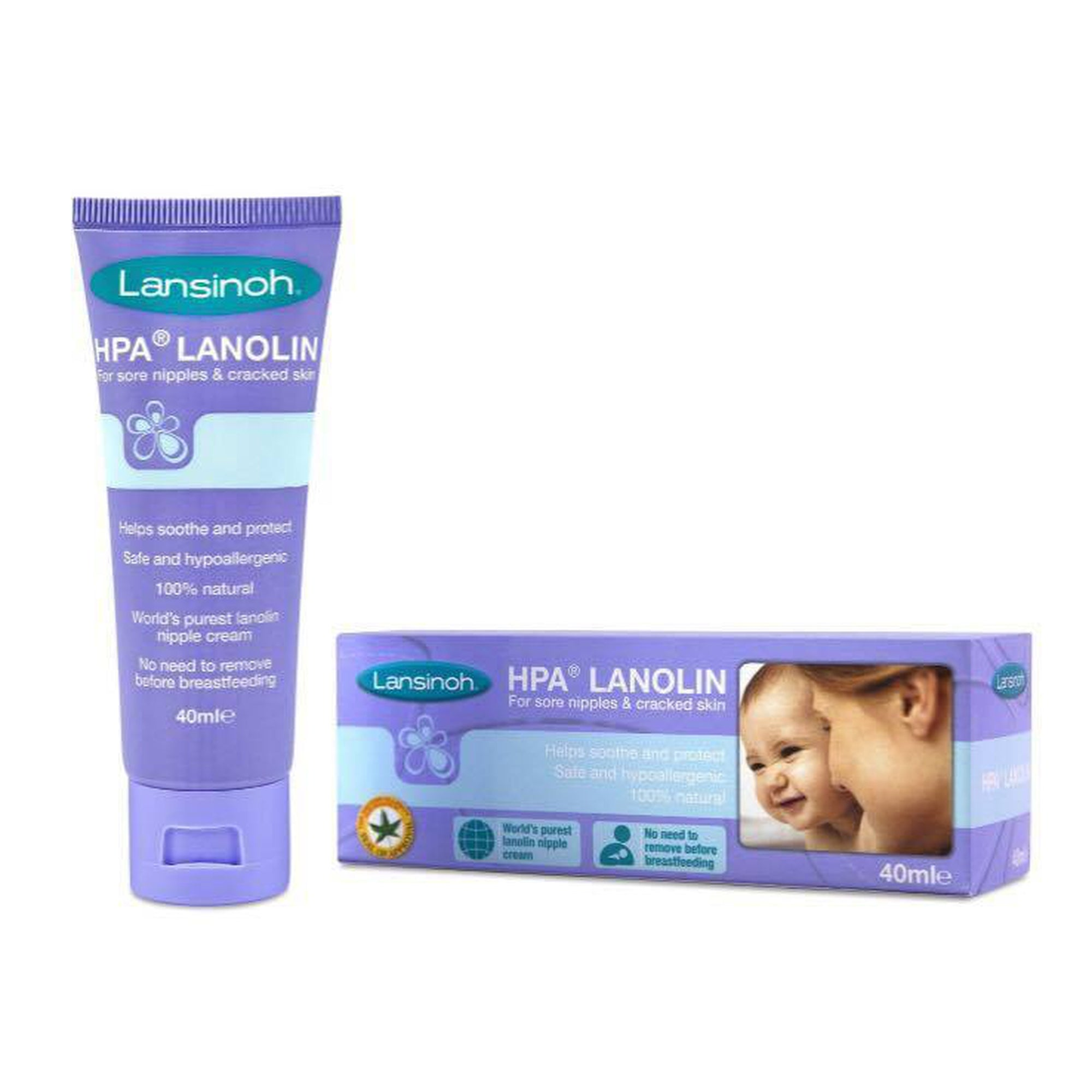 Lansinoh Lansinoh HPA® Lanolin 40 ml-Nipple Cream-Mother and Baby Shop Kenya's #1 Online Baby Shop