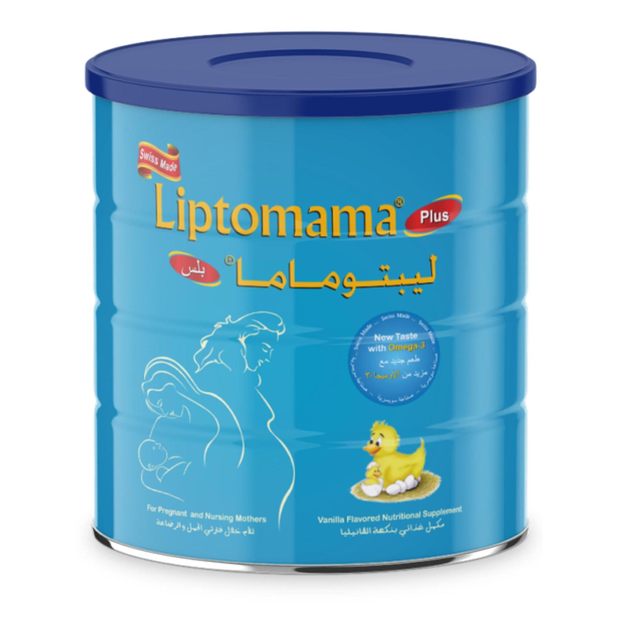 LIPTOMAMA PLUS (For Pregnant & Nursing Mother)-Supplements-Mother and Baby Shop Kenya's #1 Online Baby Shop