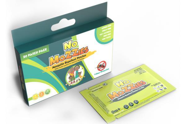No Mozzies 100% Natural Mosquito Repellent Patches-Mosquito Repellant-Mother and Baby Shop Kenya's #1 Online Baby Shop